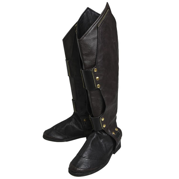 Thor The Dark World Loki Cosplay Boots