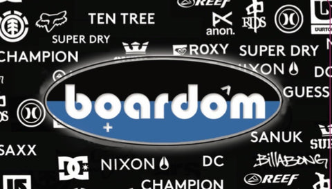 BOARDOM GIFT CARD Boardomshop
