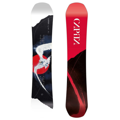 CAPITA BIRDS OF A FEATHER SNOWBOARD CAPITA