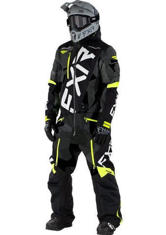 FXR CX FAST INSULATED MONOSUIT FXR