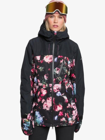 ROXY STATED PARKA JACKET ROXY