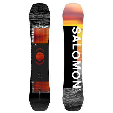 SALOMON NO DRAMA LADIES SNOWBOARD SALOMON