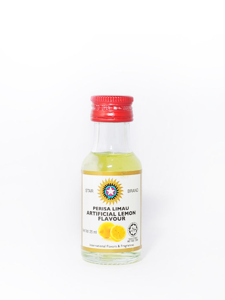 STAR FLAVOUR LEMON 25ML