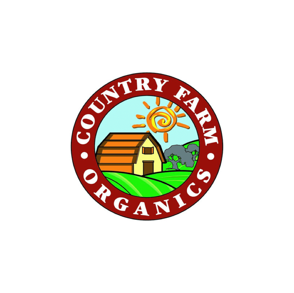 COUNTRY FARM ORGANICS RAISIN GREEN CANISTER 300G