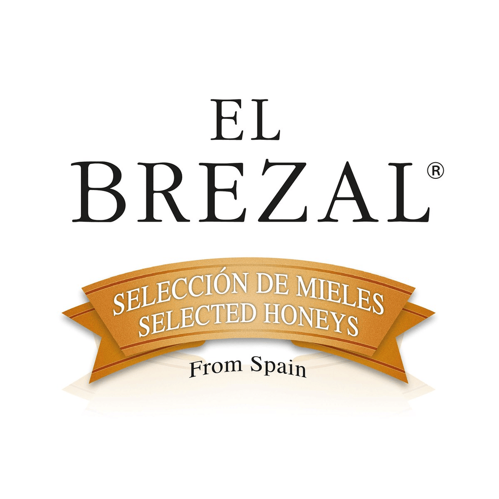 EL BREZAL WILDFLOWER HONEY 350GM (GLASS BTL)