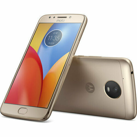 moto e⁴ plus (32GB) in Fine Gold - new