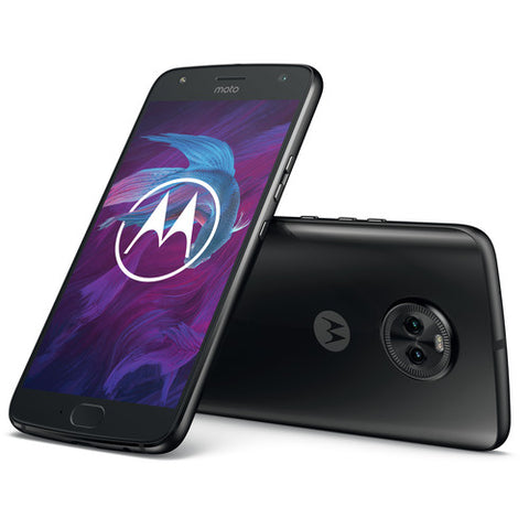 moto x⁴ (32GB) in Super Black