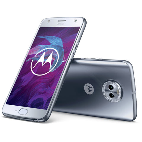 moto x⁴ (32GB) in Sterling Blue