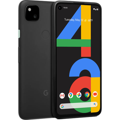 Google Pixel 4a in Just Black