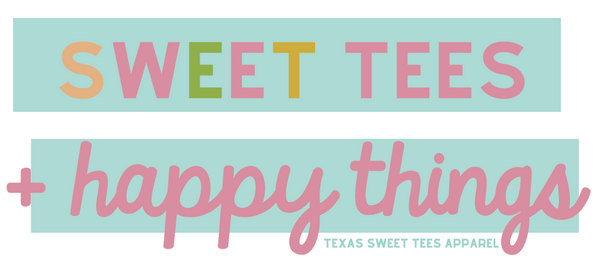 Sweet Tees + happy things