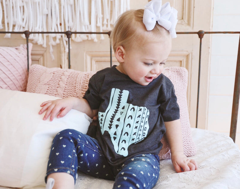 SW Texas (toddler) - Sweet Tees + happy things
