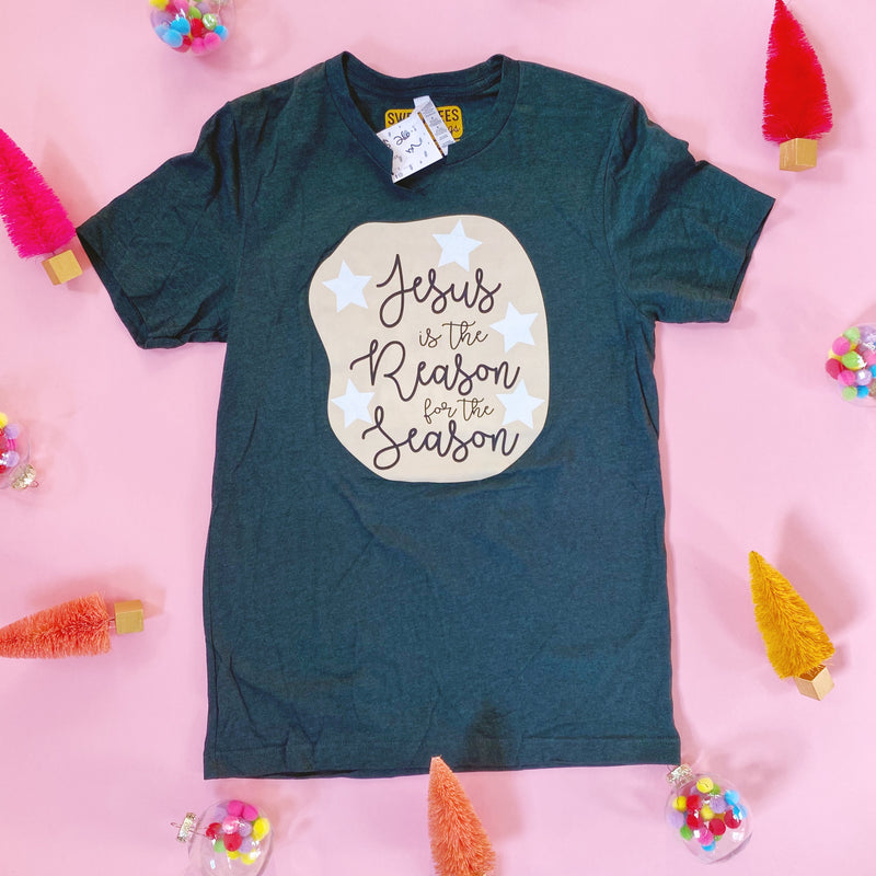 Jesus is the Reason for the Season - Sweet Tees + happy things