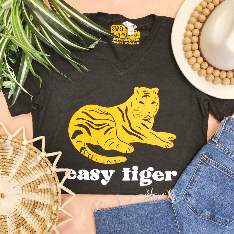 Easy Tiger Tee - Sweet Tees + happy things