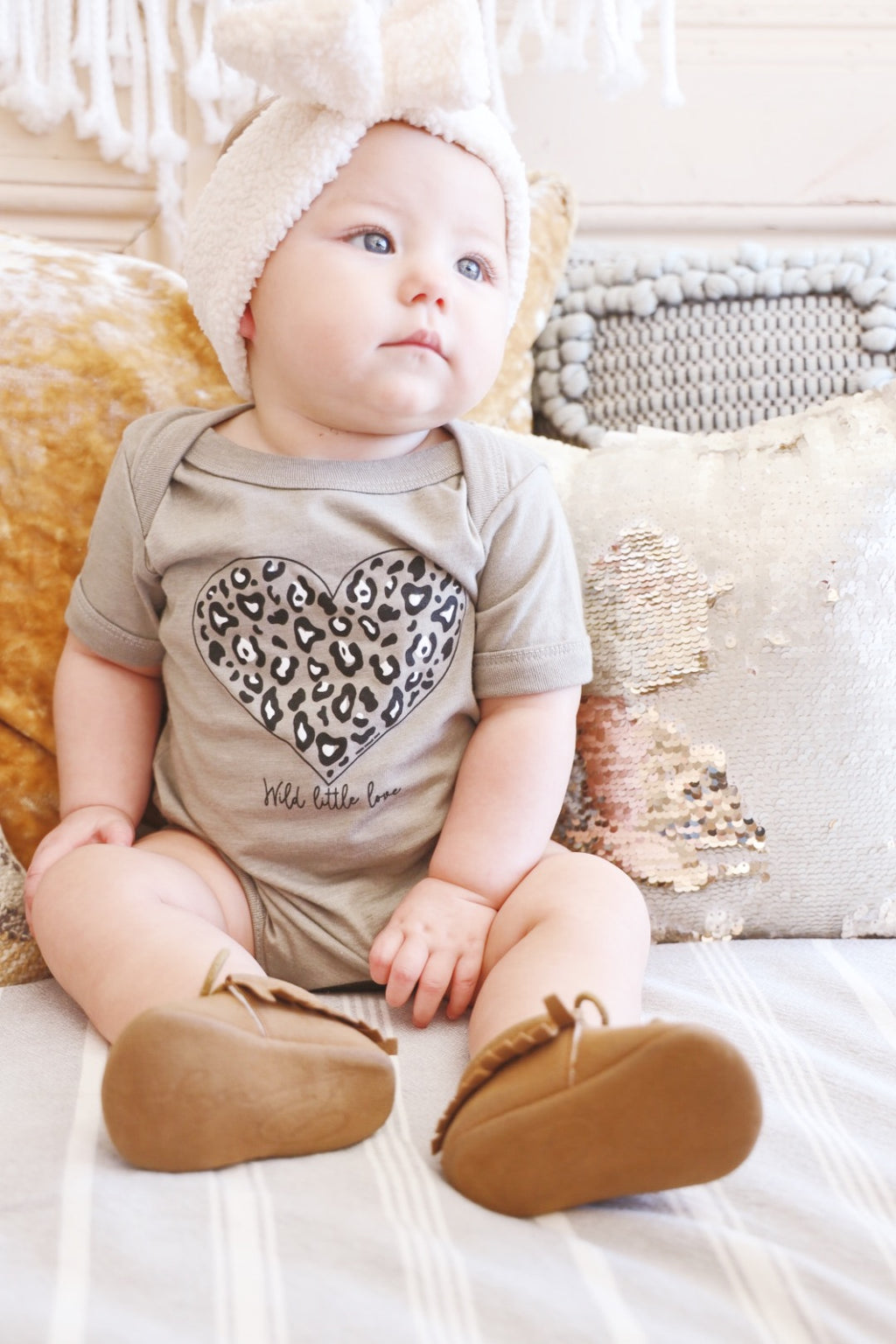 Wild Little Love (baby/kids) - Sweet Tees + happy things