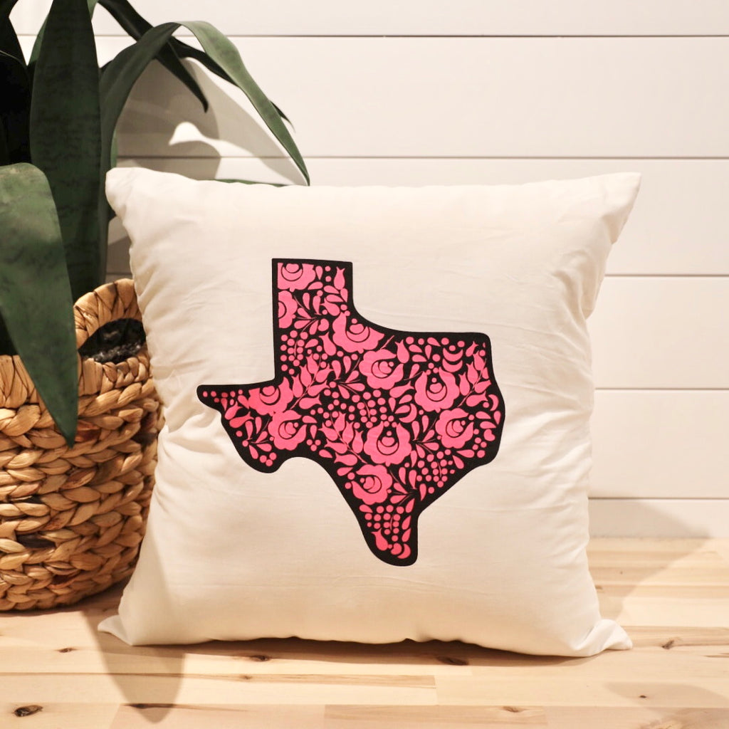 Fiesta TX Pillow