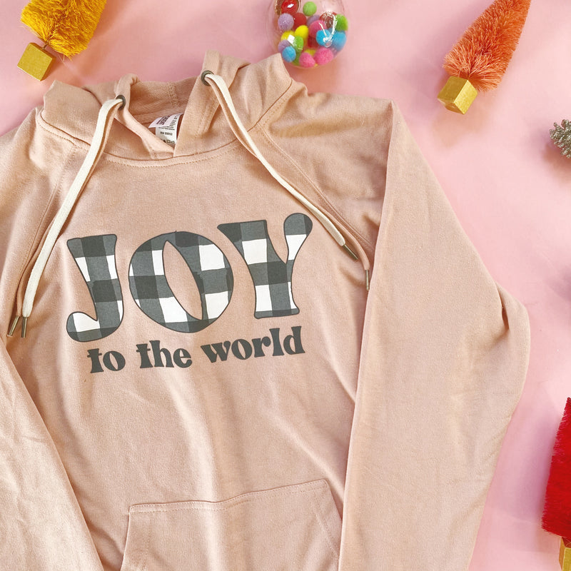 JOY Hoodie - Sweet Tees + happy things