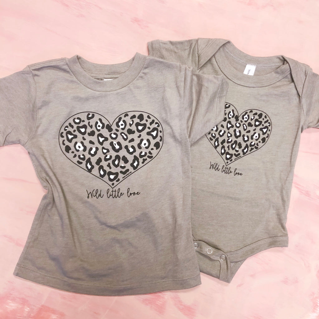 Wild Little Love (baby/kids)