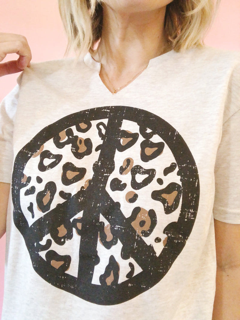 Peace Out Girl - Sweet Tees + happy things
