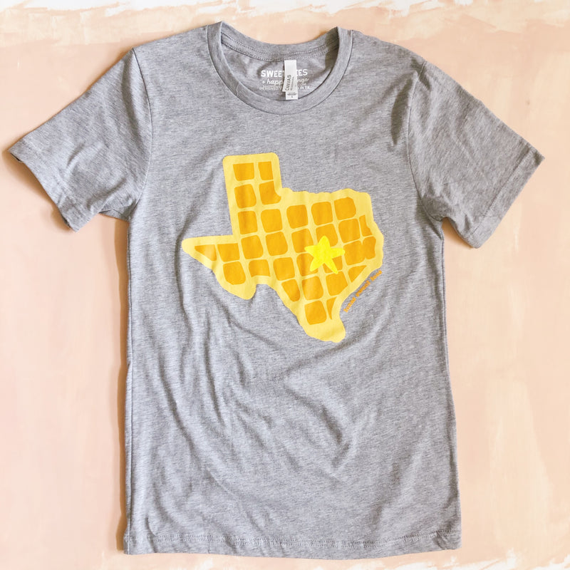 Texas Waffle (Heather Grey)