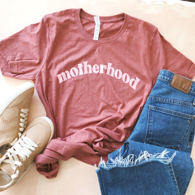 Motherhood - Sweet Tees + happy things