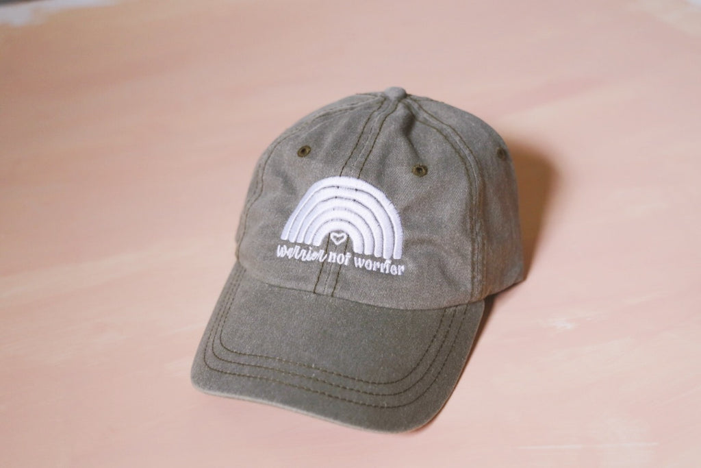 Warrior Cap (2 colors available)