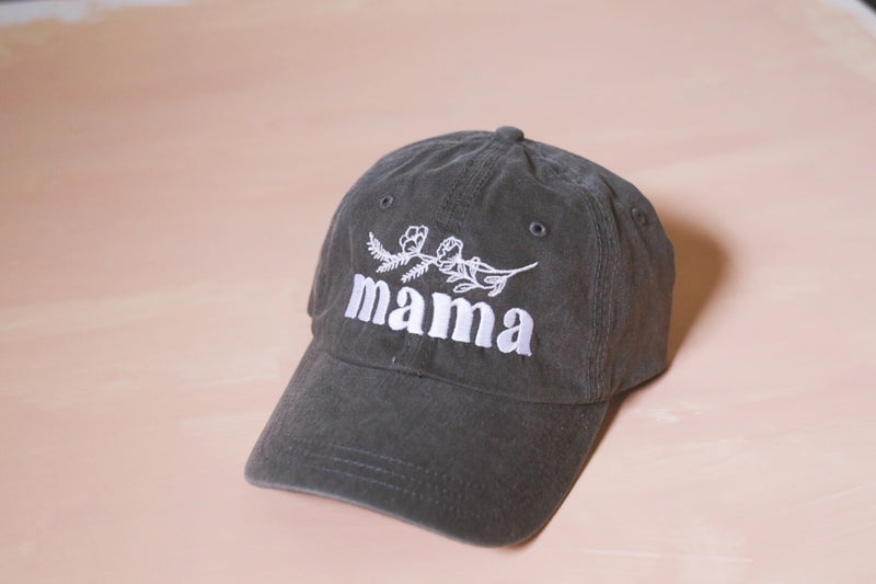 Mama Cap (2 colors available)