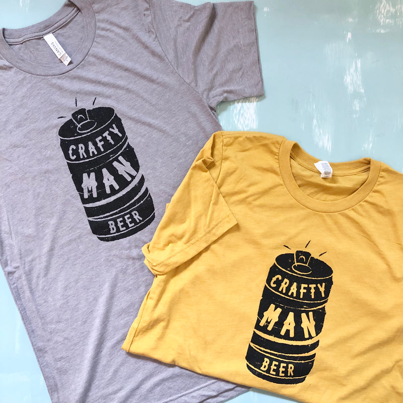 Crafty Man (2 colors)