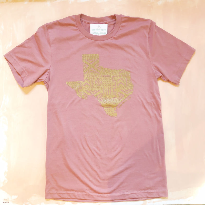 Golden Girl Texas Tee