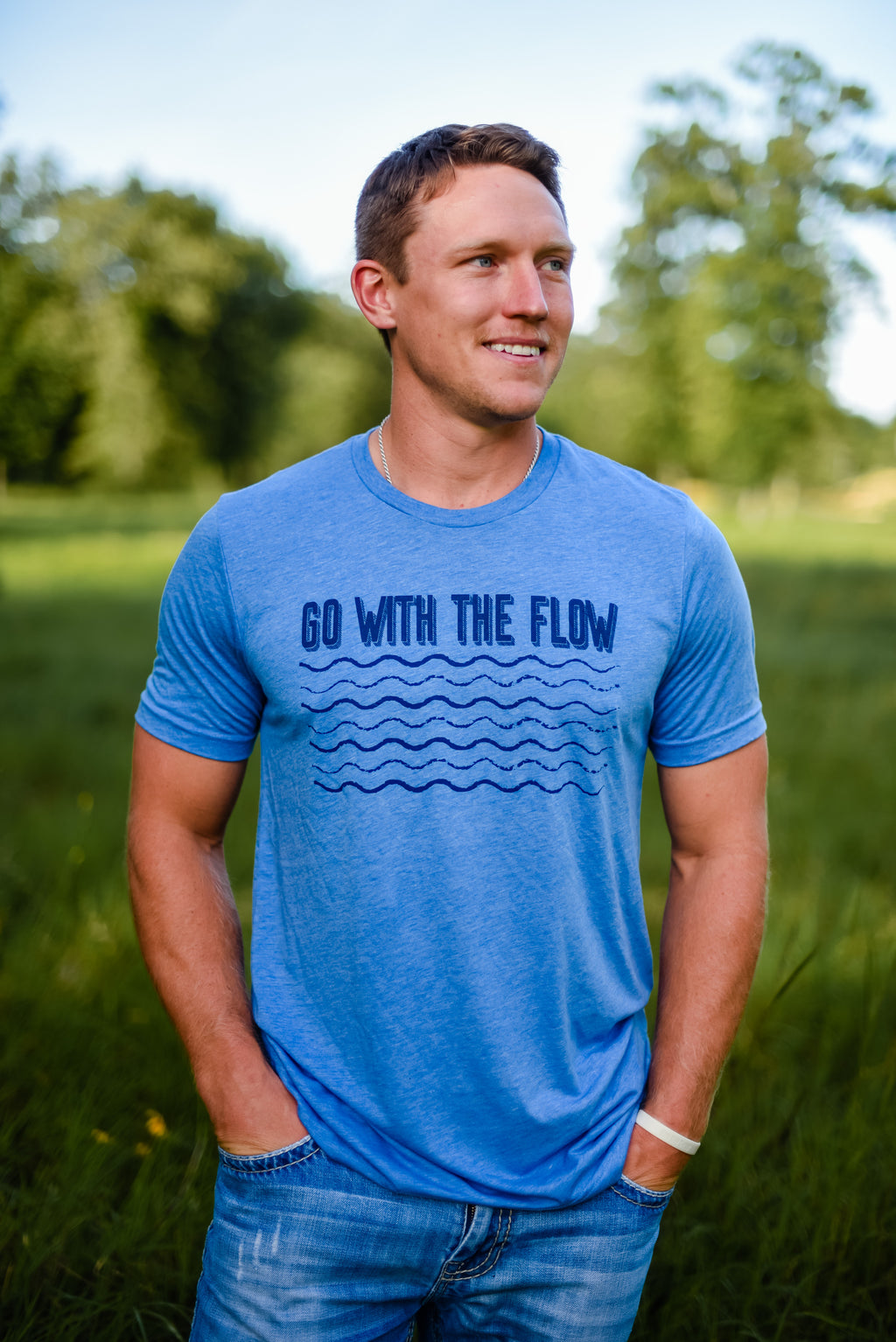 Go With The Flow - Sweet Tees + happy things