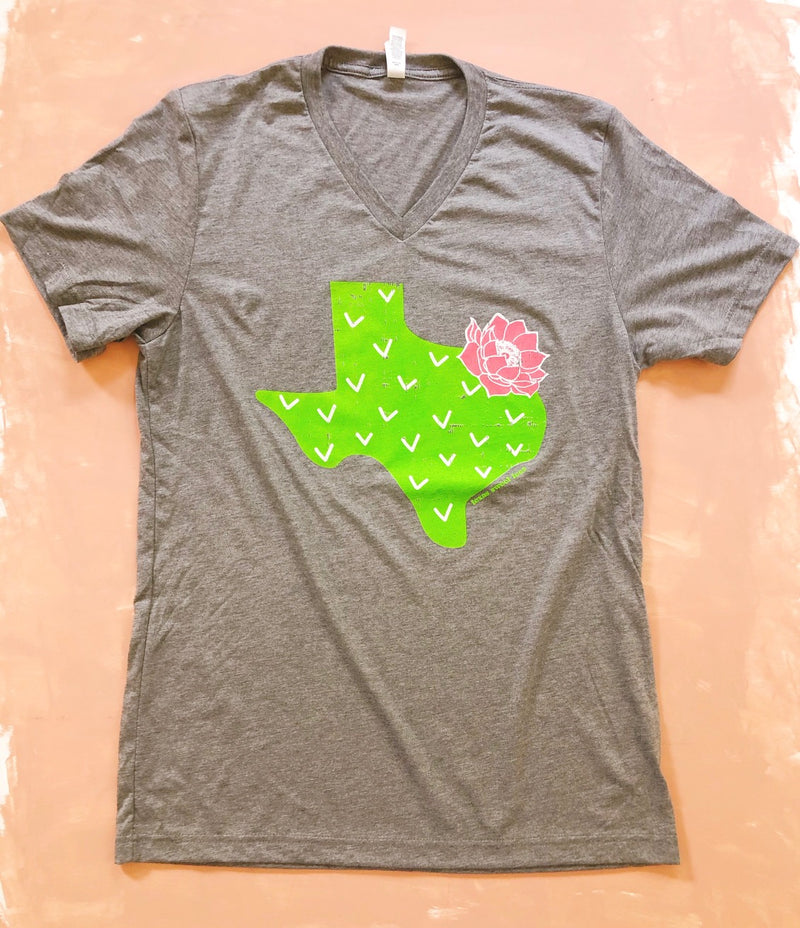 Prickly Texas Tee (2 colors)