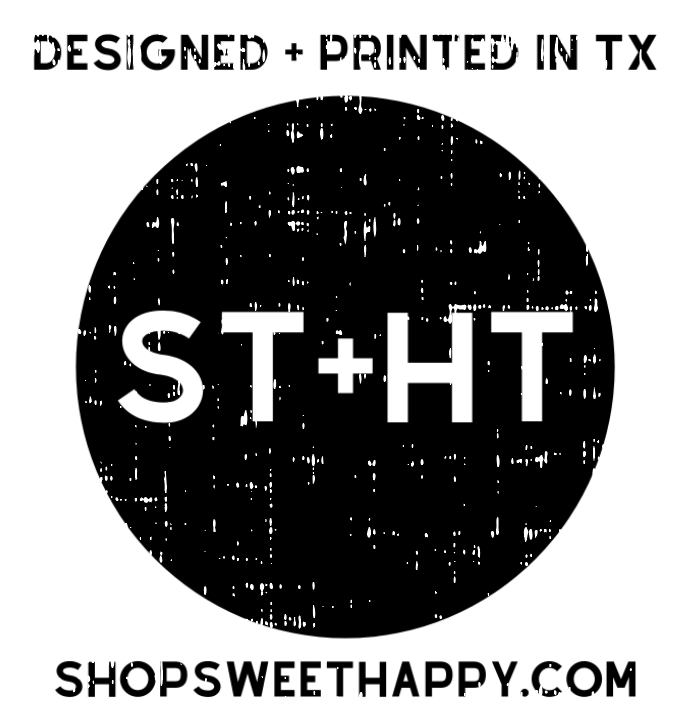 Proud Texan - Sweet Tees + happy things