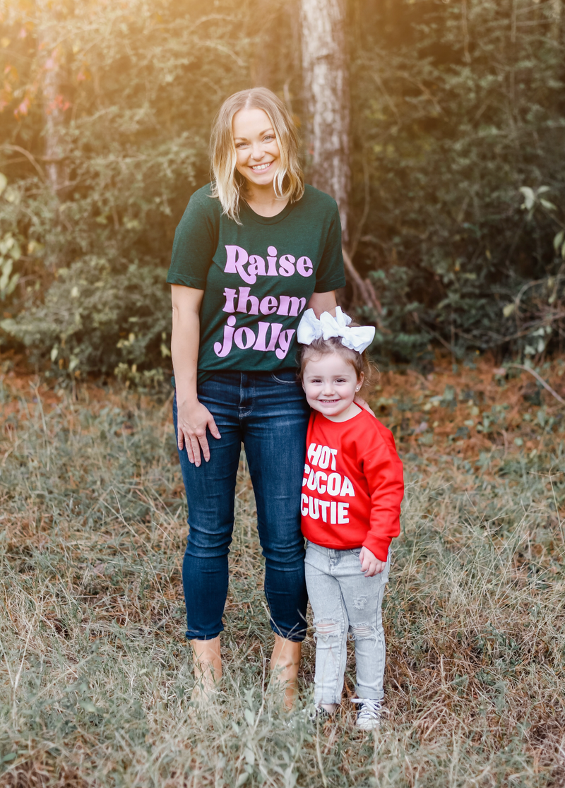Raise Them Jolly - Sweet Tees + happy things