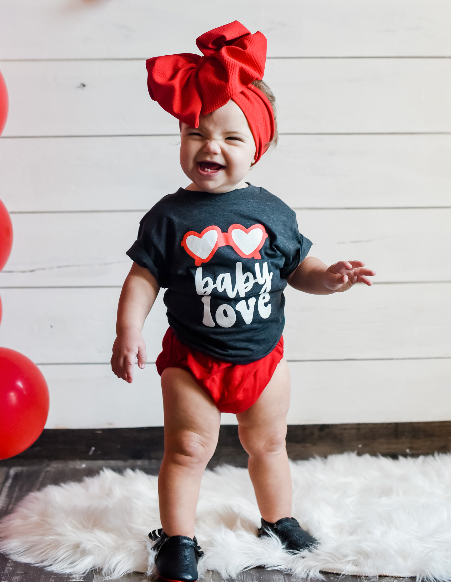 Baby Love (baby/toddler) - Sweet Tees + happy things