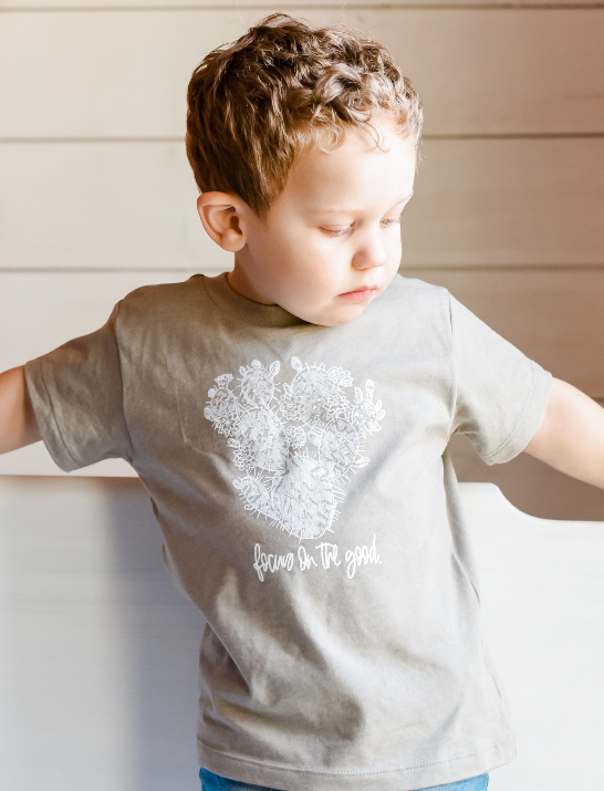 Focus on the Good (baby/kids) - Sweet Tees + happy things