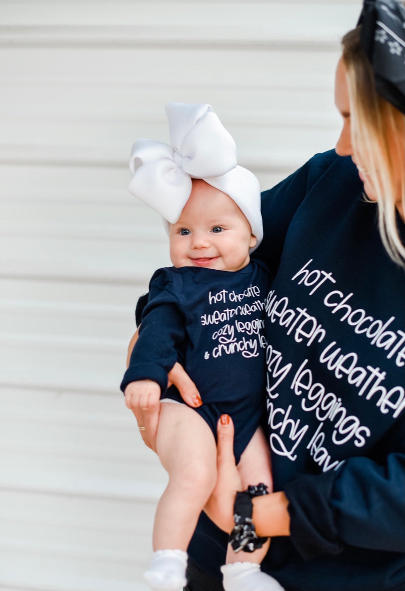 Cozy Weather Kids - Sweet Tees + happy things