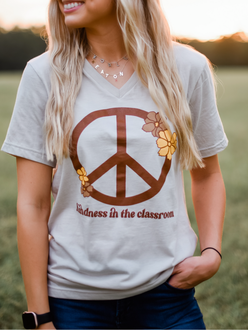 Kindness in the classroom - Sweet Tees + happy things