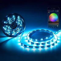 Smartphone Controlled LED Strip Light Kit - Groupy Buy