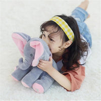 Peek-a-Boo Singing Plush Toy