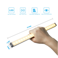 Motion Sensor LED Lighting Strip - Wireless, With Built-in Rechargeable Battery