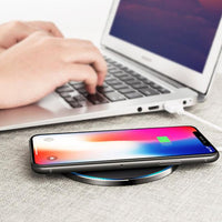 Wireless iPhone & Samsung Smartphone Charger - Groupy Buy