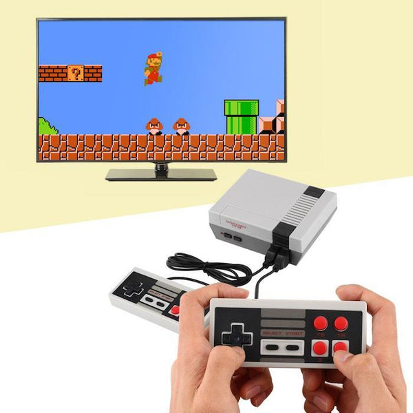 Mini Retro Game Console with Hundreds of Games - Groupy Buy