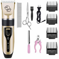 Pet Clippers Professional Electric Pet Hair Shaver