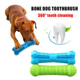 Pets Toothbrush Silicone Chew Toy