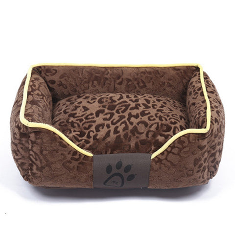 Soft Dog Cat Kennel Bed