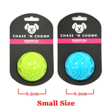 Dog Toys Squeaking Bouncing Ball Durable Floatable Springy Pet Toys