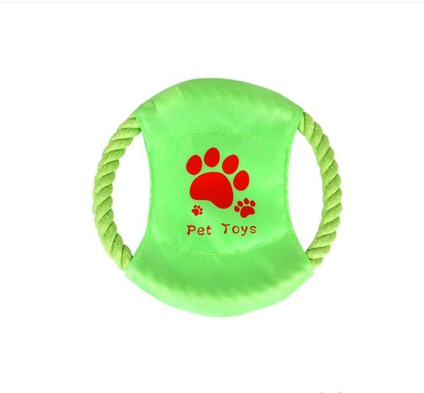 Pet flying discs Toys Dog chew