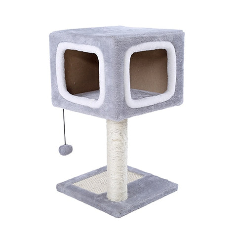 Winter Cat Bed Window Lounge Cat Scratcher House