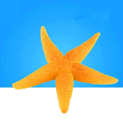 Aquarium Decoration Ornament simulation Luminous starfish