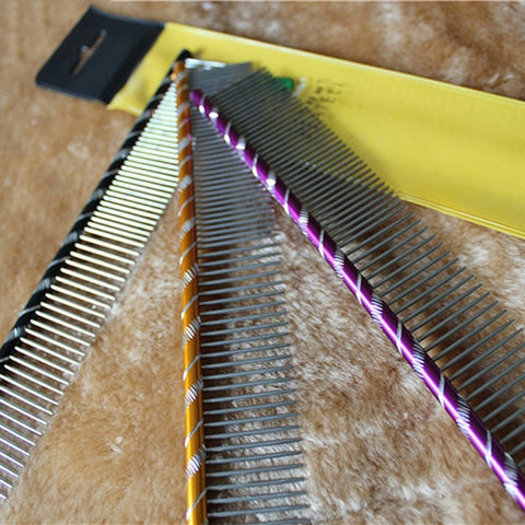Grooming Comb For Shaggy Cat Dogs