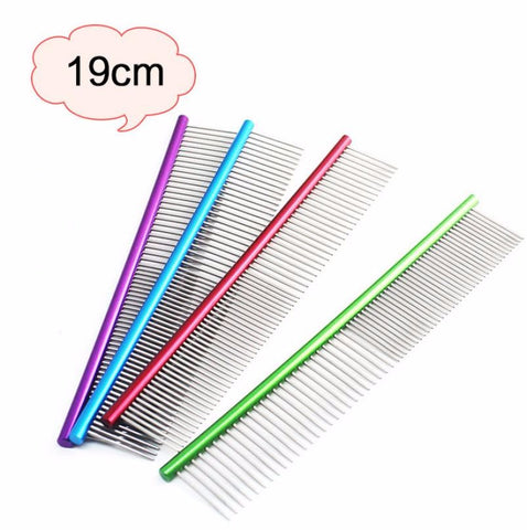19cm High Quality Dog Comb